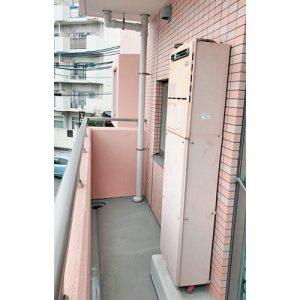 給湯器を名古屋市で交換