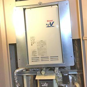 リンナイRUF-VK2000SAB-L(A)を知多郡で取り換え