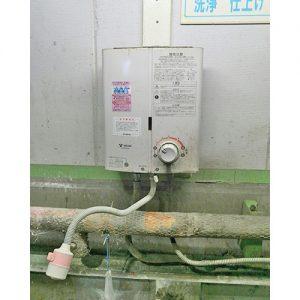 給湯器を稲沢市で交換