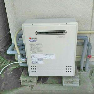 ノーリツGT-C2452SARX-2 BLを一宮市で取り替え