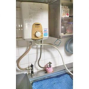 湯沸かし器を春日井市で取替え