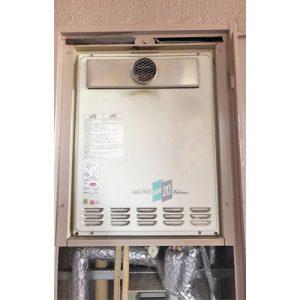 給湯器を常滑市で取り替え