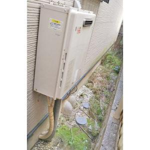 給湯器を名古屋市で取り替え
