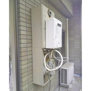 ガス給湯器を名古屋市で取り換え2