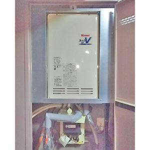 リンナイRUF-VK2000SAB-L(A)を名古屋市で交換