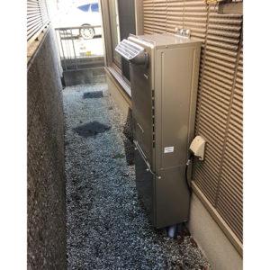 リンナイRUFH-E2405AW2-3(A)を名古屋市で交換