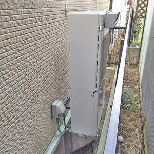 ノーリツGT-C2462SAWX BLを名古屋市で交換