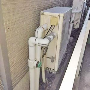 石油給湯器を西尾市で取り替え