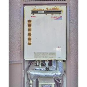 給湯器を弥富市で取り替え