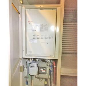 ノーリツGTH-2444AWX6H-TB-1 BLを名古屋市で交換