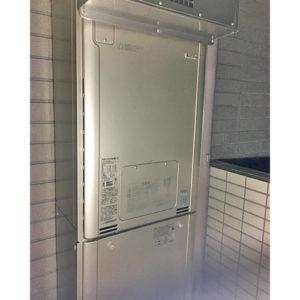 リンナイRUFH-E2406AW2-6を名古屋市で交換