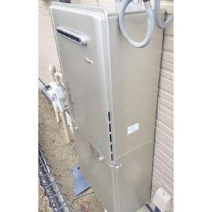 リンナイRUF-E2405SAW(A)を岡崎市で取り替え
