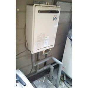 名古屋市港区で給湯器の取り替え