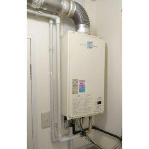 名古屋市中川区でガス給湯器の取り替え工事