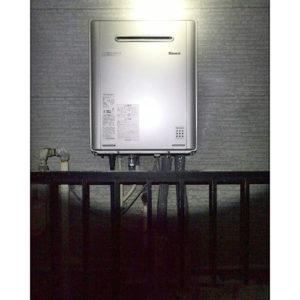 リンナイの給湯器RUF-E2008SAW(A)へ名古屋市守山区で交換工事