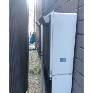 名古屋市中村区 給湯器取り替え工事
