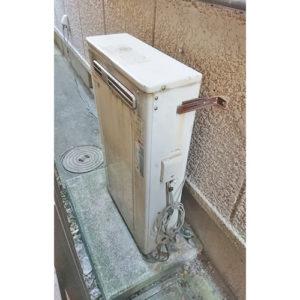 名古屋市中川区 給湯器交換工事