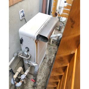 名古屋市守山区東山町給湯器交換工事