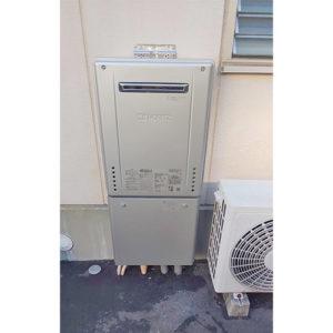 ノーリツのガス給湯器GT-C2462AWX BLへ名古屋市昭和区で取り替え工事