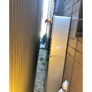 リンナイのガス給湯器RUF-E2405SAW(A)へ名古屋市中村区で取り替え工事