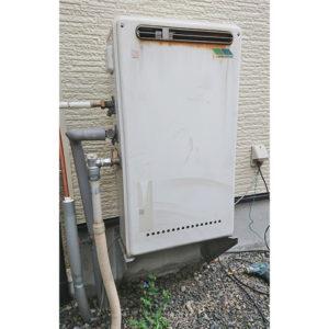 名古屋市港区での給湯器の交換