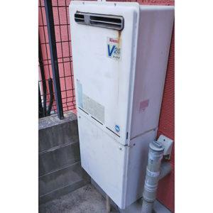 名古屋市天白区で給湯器の交換工事