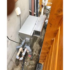 ノーリツのガス給湯器GT-C2062SARX BLへ名古屋市守山区東山町で交換工事
