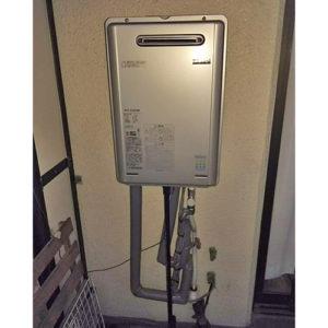 RUX-E2406Wへ愛知県名古屋市千種区若水での取り替え工事