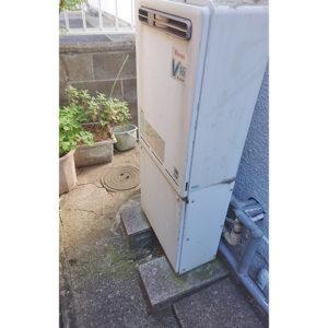 愛知県名古屋市港区給湯器取り替え工事