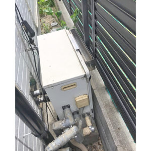 愛知県名古屋市港区本宮町で給湯器取り替え