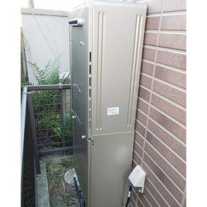 リンナイの給湯器RVD-E2405SAW2-3(A)へ愛知県名古屋市緑区交換工事 width=