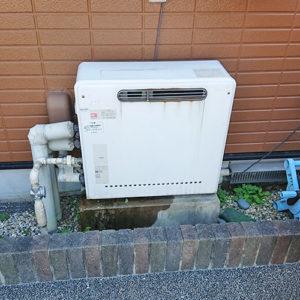 愛知県名古屋市瑞穂区給湯器交換工事