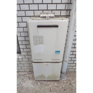愛知県名古屋市瑞穂区での給湯器取り替え工事