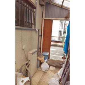 愛知県名古屋市昭和区の給湯器取り替え