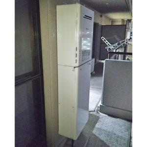 ノーリツ給湯器GT-C1662SAWX BLへ愛知県名古屋市瑞穂区軍水町の取り替え工事