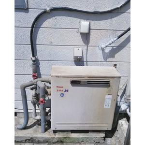 愛知県名古屋市西区栄生給湯器の取り替え工事
