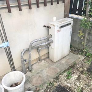 愛知県名古屋市千種区の給湯器