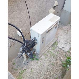 愛知県名古屋市天白区での給湯器交換工事