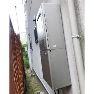 ノーリツ給湯器GT-C2462SAWX BLへ愛知県名古屋市天白区焼山取り替え工事