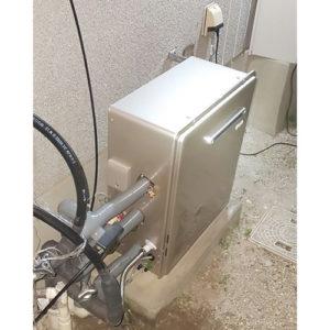 リンナイ給湯器RUF-E2008SAG(B)へ愛知県名古屋市天白区交換工事