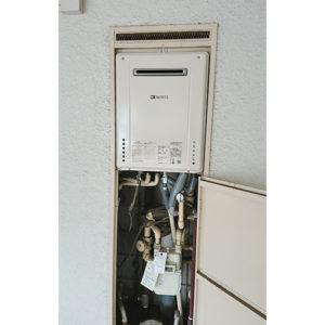 ノーリツ給湯器GT-1660SAWX-1 BLへ愛知県名古屋市瑞穂区苗代町の取り替え