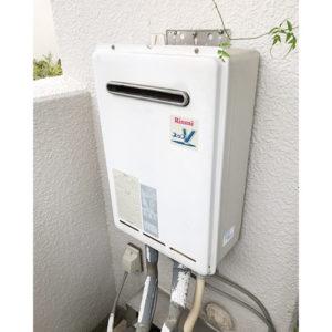 愛知県名古屋市天白区での給湯器取り替え工事
