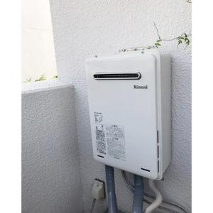 リンナイ給湯器RUX-A2016W-Eへ愛知県名古屋市天白区取り替え工事