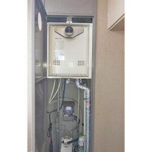 愛知県名古屋市西区給湯器の取り替え