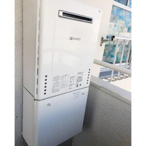 ノーリツ給湯器GT-2060SAWX-1 BLへ愛知県名古屋市中区の取り替え