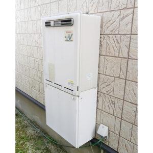 愛知県名古屋市天白区海老山町の給湯器取り替え工事