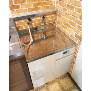 愛知県名古屋市南区での給湯器の取り替え
