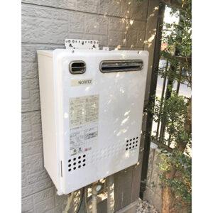 愛知県名古屋市中村区での給湯器の交換