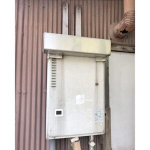 愛知県名古屋市北区金田町給湯器取り替え工事
