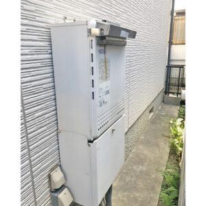 愛知県名古屋市南区給湯器の交換
